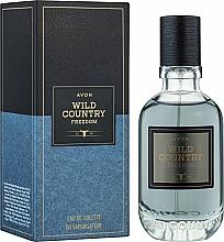Parfums et Produits cosmétiques Avon Wild Country Freedom - Eau de Toilette