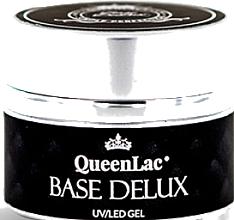 Parfums et Produits cosmétiques Base coat pour vernis semi-permanent - QueenLac Base Delux UV Gel Polish