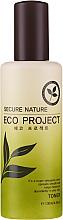 Parfums et Produits cosmétiques Lotion tonique - Secure Nature Eco Project Toner