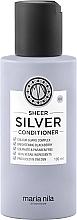 Parfums et Produits cosmétiques Après-shampooing vegan anti-jaunissement à l'extrait de mûre - Maria Nila Sheer Silver Conditioner