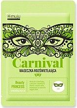 Parfums et Produits cosmétiques Masque tissu pour visage - Muju Carnival Beauty Princess
