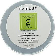Parfums et Produits cosmétiques Masque express à la glycérine pour cheveux - Brelil Professional Hair Cur Hair Express Mask