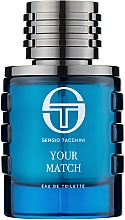 Parfums et Produits cosmétiques Sergio Tacchini Your Match - Eau de Toilette