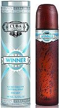 Parfums et Produits cosmétiques Cuba Winner - Eau de Toilette