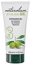 Parfums et Produits cosmétiques Gel exfoliant à l'huile d'olive pour corps - Naturalium Gel Exfoliante Oliva Natural