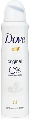 Déodorant spray sans alcool - Dove Original Deo Spray