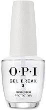 Parfums et Produits cosmétiques Top coat protecteur - O.P.I Gel Break Protector Top Coat