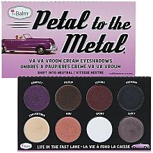 Parfums et Produits cosmétiques Palette de fards à paupières - theBalm Petal To The Metal Shift Into Neutral