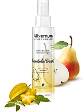 Parfums et Produits cosmétiques Brume corporelle parfumée à la carambole et poire - Allverne Nature's Essences Body Mist