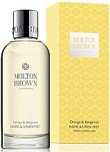 Parfums et Produits cosmétiques Molton Brown Orange & Bergamot Mist - Brume d'oreiiler Orange et Bergamote