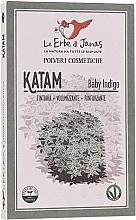 Parfums et Produits cosmétiques Poudre de katam naturelle pour les cheveux - Le Erbe di Janas Katan Powder