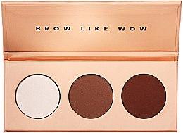 Parfums et Produits cosmétiques Palette à sourcils - Annabelle Mineral Brows Like Wow