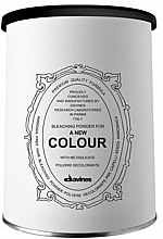 Parfums et Produits cosmétiques Poudre décolorante pour cheveux - Davines A New Colour Bleaching Powder