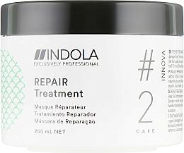 Parfums et Produits cosmétiques Masque réparateur à l'huile de marula pour cheveux - Indola Innova Repair Treatment
