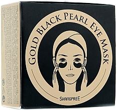 Parfums et Produits cosmétiques Patchs hydrogel à la poudre de perle noire pour yeux - Shangpree Gold Hydrogel Eye Mask