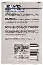 Savon dermatologique pour visage et corps - SesDerma Laboratories Hidraven Dermatological Bar — Photo N2