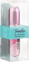 Parfums et Produits cosmétiques Flacon de parfum rechargeable, rose vif - Travalo PortaScent Hot Pink