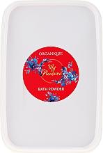 Parfums et Produits cosmétiques Poudre de bain à l'huile d'avocat - Organique My Pleasure Bath Powder