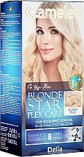 Parfums et Produits cosmétiques Poudre décolorante cheveux 8 tons - Delia Cosmetics Cameleo Blonde Star Plex Care