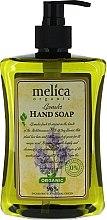 Parfums et Produits cosmétiques Savon liquide à l'arôme de lavande - Melica Organic Lavander Liquid Soap