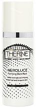 Parfums et Produits cosmétiques Masque noir purifiant à l'argile verte pour visage - Therine Neroluce Purifying Black Mask