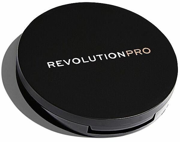 Poudre compacte pour visage - Revolution Pro Pressed Finishing Powder — Photo N1