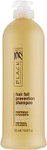 Parfums et Produits cosmétiques Shampooing au panthénol et placenta - Black Professional Line Panthenol & Placenta Shampoo