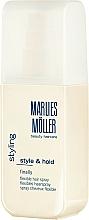 Parfums et Produits cosmétiques Laque cheveux, fixation flexible - Marlies Moller Finally Flexible Hair Spray