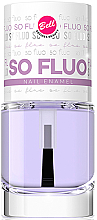 Parfums et Produits cosmétiques Top coat - Bell So Fluo Nail Enamel
