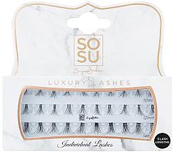 Parfums et Produits cosmétiques Faux-cils individuels - Sosu by SJ Individual 3D Luxury Fibre Lashes