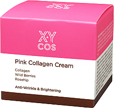 Parfums et Produits cosmétiques Crème au collagène pour visage - XYcos Pink Collagen Cream