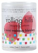 Parfums et Produits cosmétiques Éponges à maquillage mini, 2 pcs - Rolling Hills 2 Mini Makeup Blenders