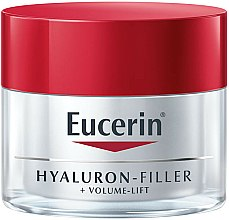 Parfums et Produits cosmétiques Soin de jour pour peau normale et mixte - Eucerin Hyaluron-Filler+Volume-Lift Day Cream SPF15