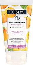 Parfums et Produits cosmétiques Masque réparateur à l'huile de mirabelle de Lorraine pour cheveux - Coslys Hair Care Hair Repairing Maskwith Mirabelle