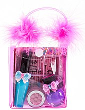 Parfums et Produits cosmétiques Set cosmétique pour enfants - Tutu Mix 25 (vernis à ongles 5 ml + rouge à lèvres 7 ml + fard à yeux/joues 2,5 g + sac cosmétique)