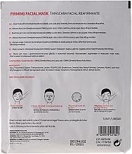 Masque en tissu raffermissant - SesDerma Laboratories Sesmedical Firming Face Mask — Photo N2