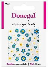 Parfums et Produits cosmétiques Autocollants pour ongles, 3702 - Donegal