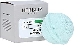Parfums et Produits cosmétiques Bombe de bain, Menthe - Herbliz CBD