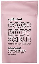 Parfums et Produits cosmétiques Gommage à la noix de coco pour corps - Cafe Mimi
