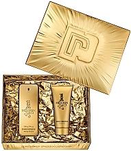 Parfums et Produits cosmétiques Paco Rabanne 1 Million - Coffret (eau de toilette/100ml + gel douche/100ml)