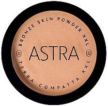 Parfums et Produits cosmétiques Poudre bronzante pour visage - Astra Make-Up Bronze Skin Powder XXL