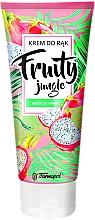 Parfums et Produits cosmétiques Crème pour mains, Fruit du dragon - Farmapol Fruity Jungle Hand Cream