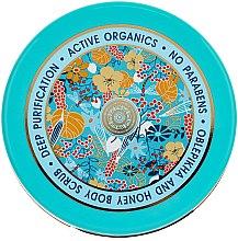 Parfums et Produits cosmétiques Gommage nettoyant en profondeur à l'extrait de miel et à l'argousier pour corps - Natura Siberica