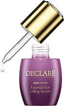 Parfums et Produits cosmétiques Sérum liftant pour contour des yeux - Declare Eye Contour Essential Eye Lifting Serum