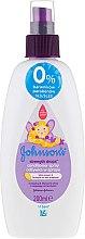 Parfums et Produits cosmétiques Spray après-shampooing sans rinçage pour enfant - Johnson's Baby Strength Drops