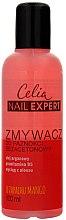 Parfums et Produits cosmétiques Dissolvent doux sans acétone, arôme Mangue - Celia Nail Expert