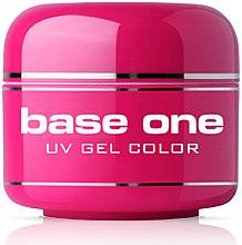 Parfums et Produits cosmétiques Gel UV monophasique sans acide pour ongles - Silcare Base One Color