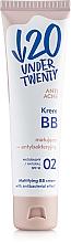 Parfums et Produits cosmétiques BB crème matifiante antibactérienne - Under Twenty Anti Acne Matting Cream