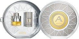 Parfums et Produits cosmétiques Azzaro Wanted Set - Coffret (eau de toilette/50ml + stick déodorant sans alcool/75ml)