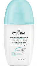 Parfums et Produits cosmétiques Spray antibactérien pour mains - Collistar Hygiene Hand Spray
